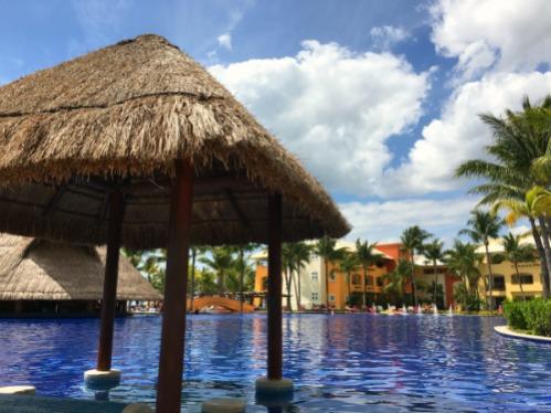 Barcelo Maya Palace Pool- Riviera Maya, Mexico
