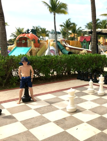 Chess @ Barcelo Maya Palace- Riviera Maya, Mexico